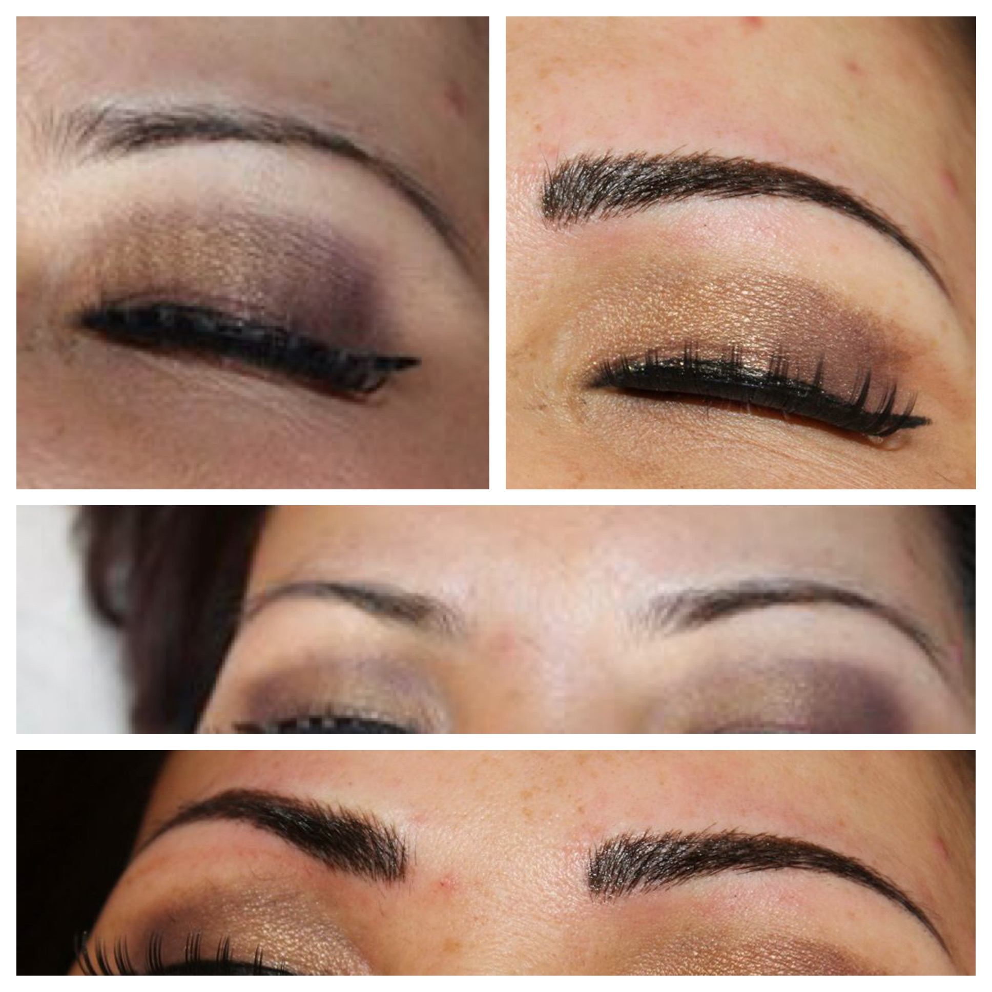 Sculpting Eyebrow Microblading With Tiffiny Luong