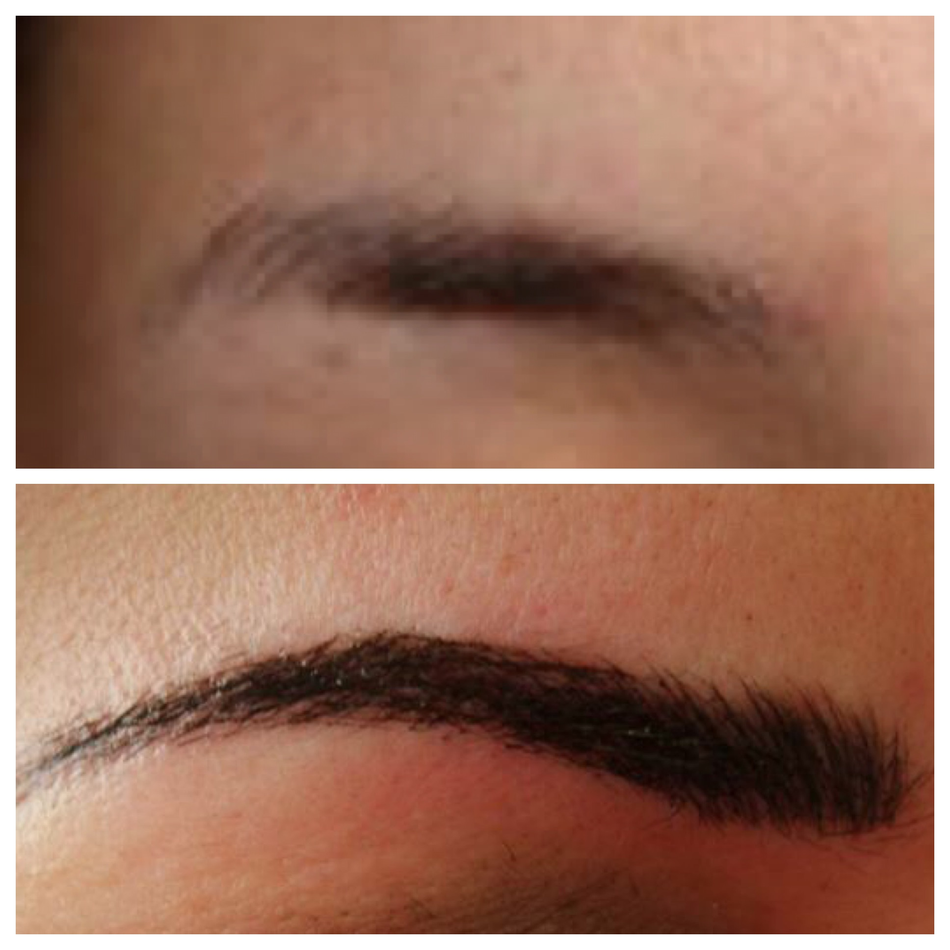 What is sculpting microblading for How long does it take for a tattoo to fade